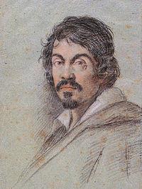 こちらはカラヴァッジョの肖像画です
