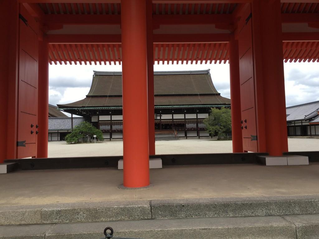 京都御所、初探訪です!