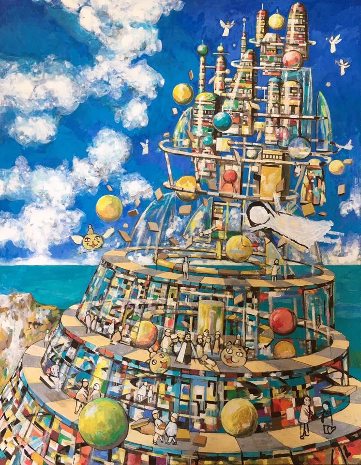 バベルの塔は再生の塔に!
