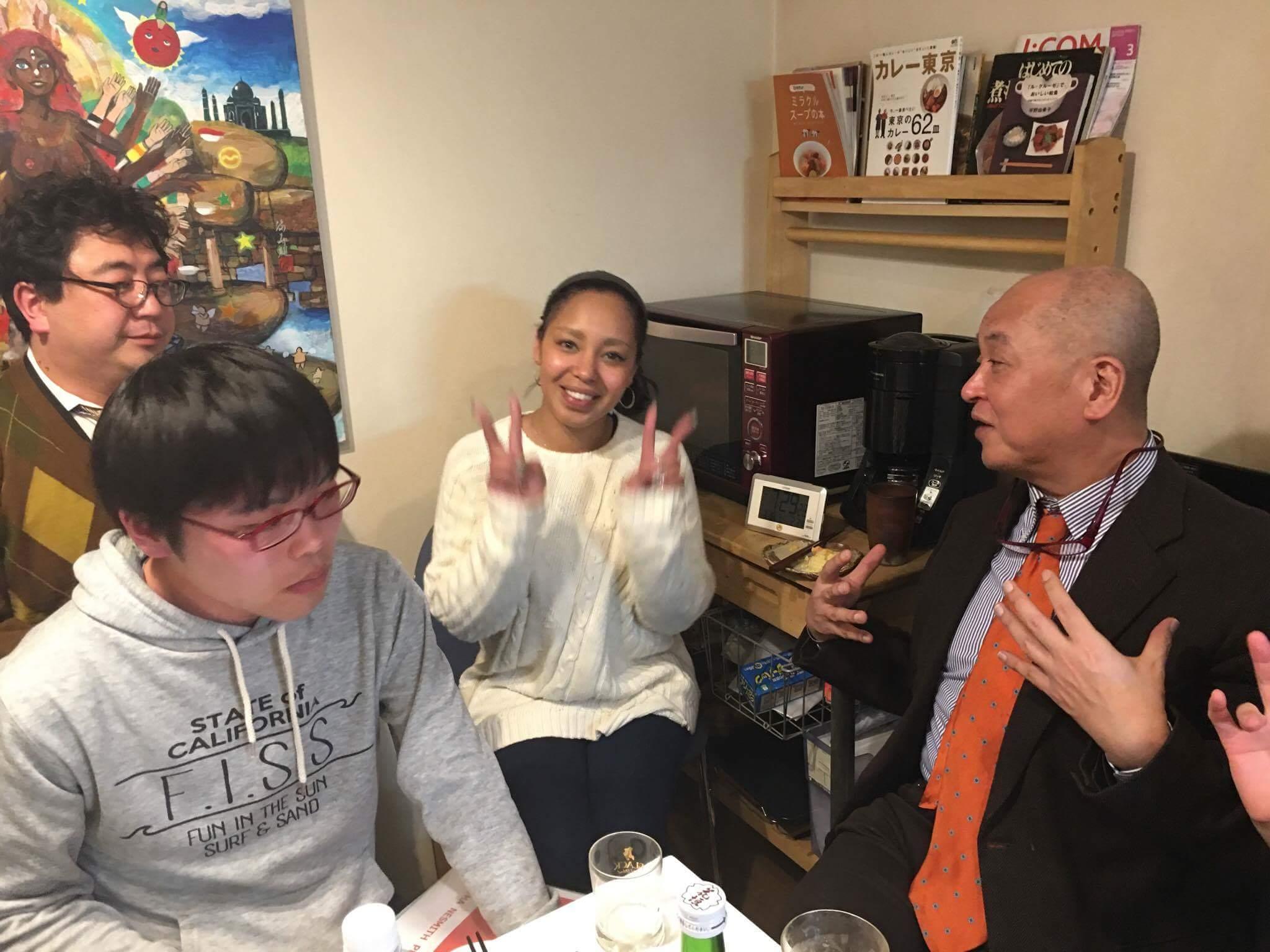 庄内藩でホームパーティ!