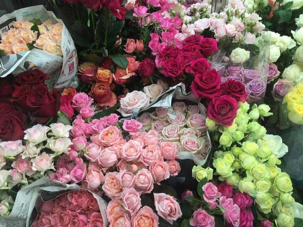 披露宴の花選び