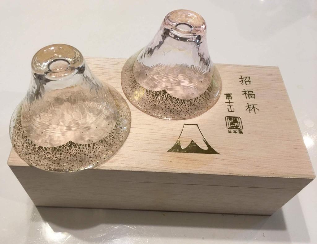 富士山カップ、頂きました♪