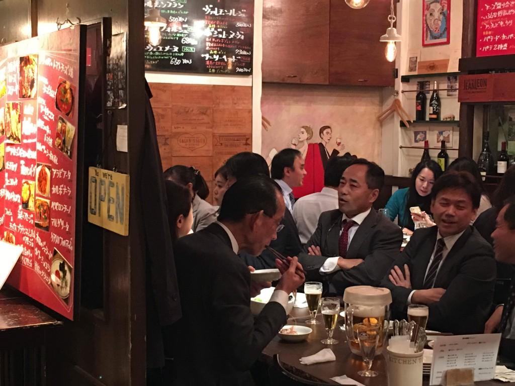 洋食の名店、有楽町のマ・メゾン♪