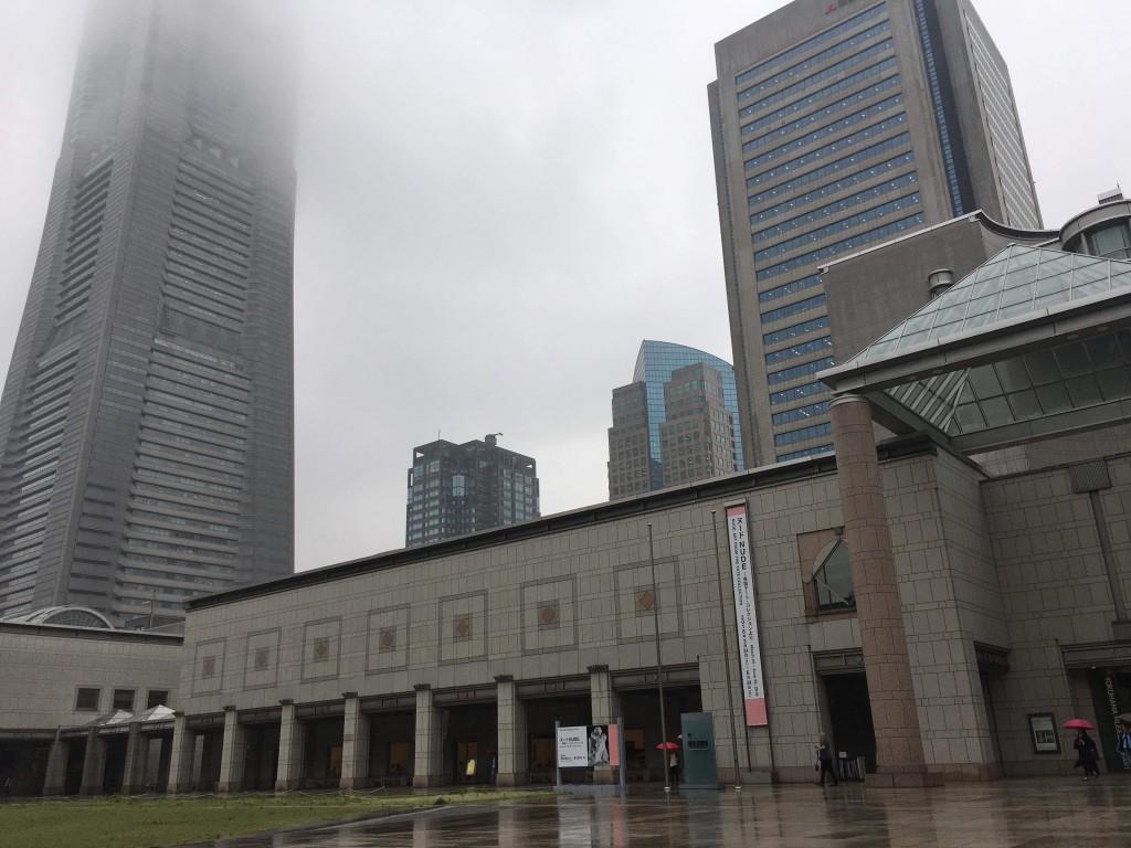 横浜美術館・ヌード NUDE展に行ってきました2〜毛度の高いおホモだちの絵?