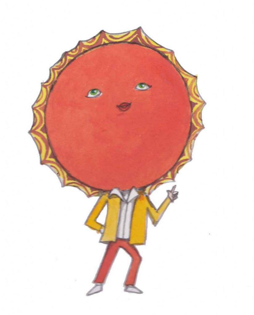 惑星ROCKS〜太陽と月を公開します!