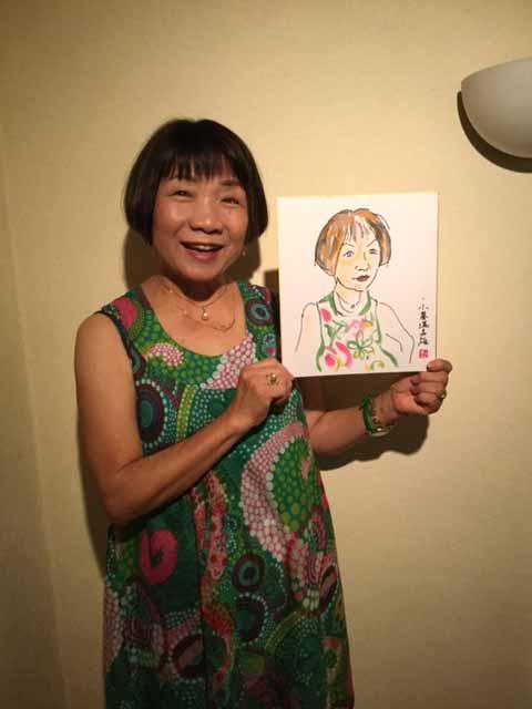 告知です2〜肖像描きもいたします!