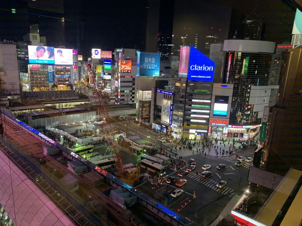 リニューアルする渋谷が楽しみです!