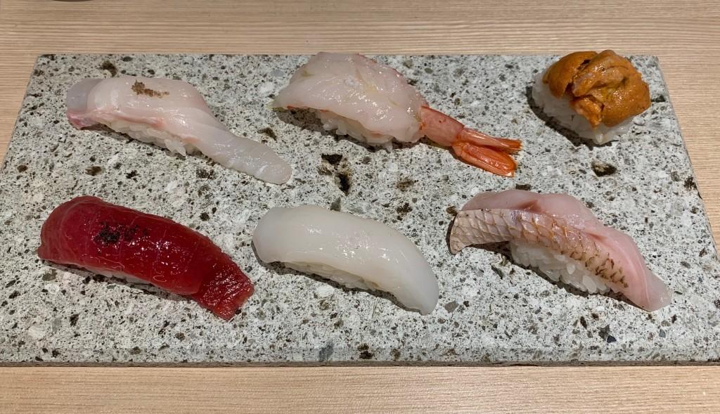 虎ノ門ヒルズに出来た奥田シェフの新店〜オイルと塩の寿司屋さん「イル・フリージオ」は驚きの旨さでした!