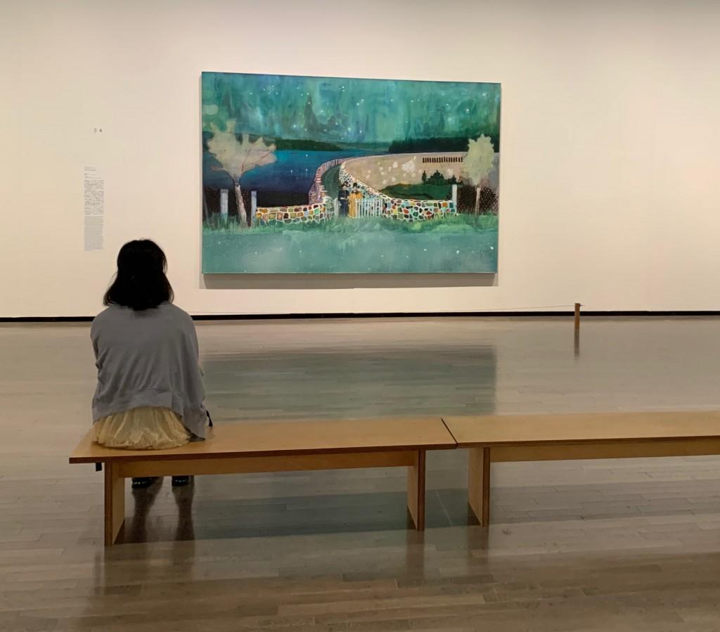 素晴らしかったピーター・ドイグ展(其の二)〜久々の「半沢直樹」は面白かったけど、歌舞伎勢の濃厚な演技に疲れました。