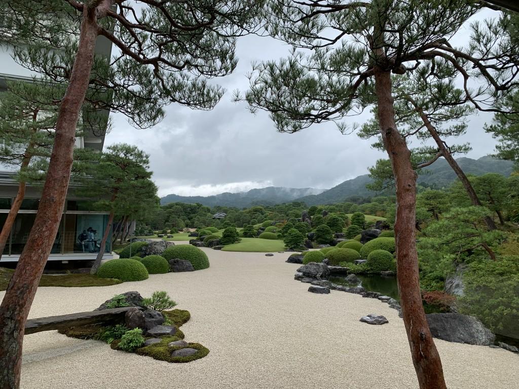 念願の足立美術館に行きました〜横山大観展、10月25日まで開催中!
