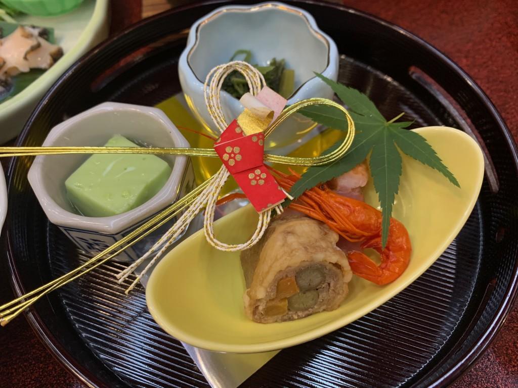 玉造温泉〜長楽園二日目の晩ご飯は、この時期だからこそ板長の本気が伝わる御膳でした!