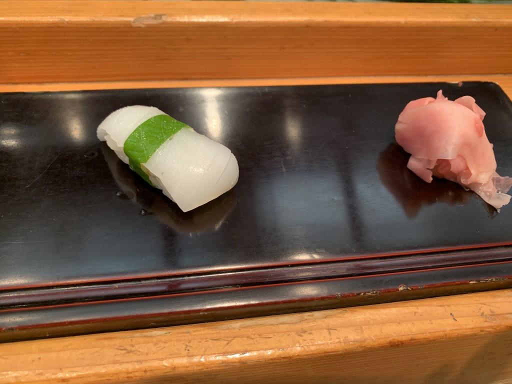 松江の呉竹鮨で昼ごはん〜やはり日本海のお寿司は美味しいです!